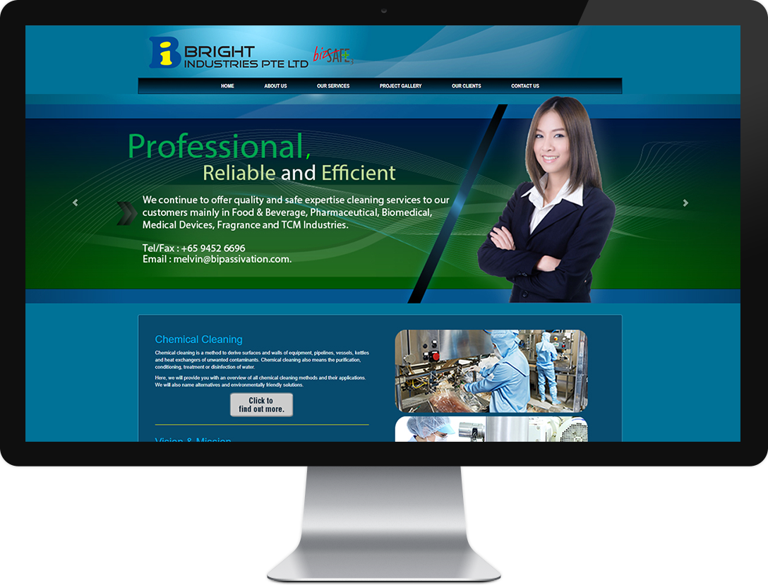 web design services singapore