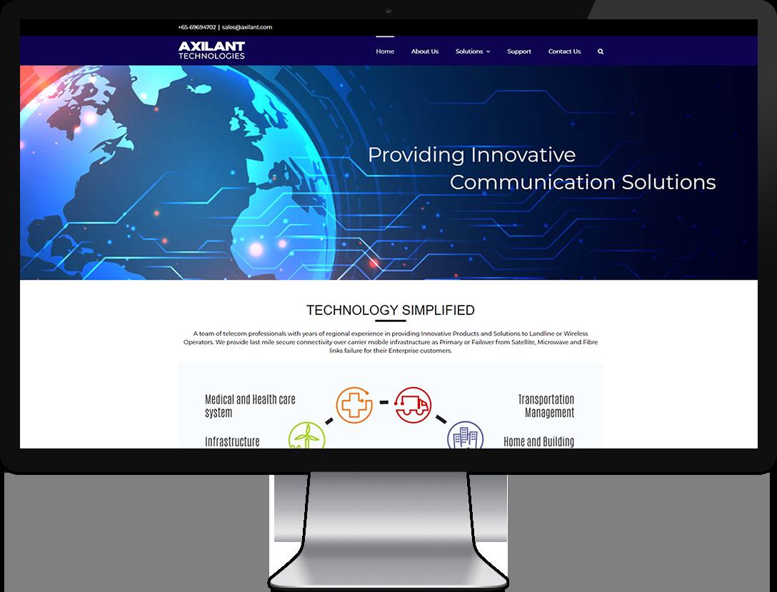 web design services singapore